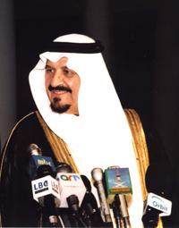 Saudi Prince visits Russia