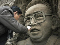 Kim Jong-il to be embalmed by Russian specialists. 46264.jpeg