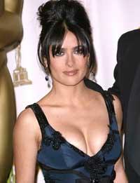 Salma Hayek, MGM to form new production company