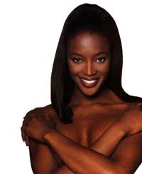 Supermodel Naomi Campbell threatened with arrest