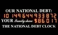US national debt may reach quadrillion dollars