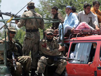Police Arrests Five Pro-Taliban American Suspects