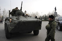 Ukraine declares general mobilization after Russia approves use of military force in Crimea. 52266.jpeg