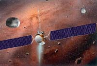 NASA to restart canceled mission to two asteroids
