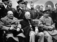 Big Three Conference in 1945: Feast in Time of Plague