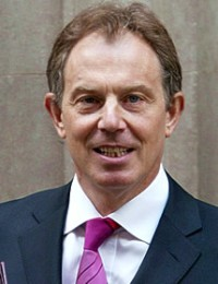 Blair to represent Britain in key European talks
