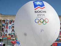 Sochi gets lowest score for Winter Olympic Games