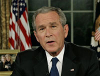 George W. Bush proves to be absolutely ignorant about Iraq