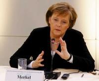 Angela Merkel pays visit to war-weary Liberia