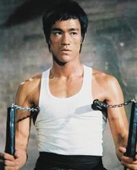 Chinese state TV begins filming 40-part series on Bruce Lee