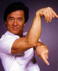 Jackie Chan joins