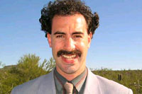 Borat: Hollywood's nasty Talmud fable