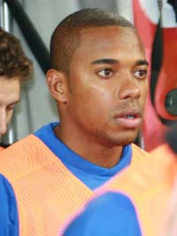 Robinho and Baptista charged with less punctuality