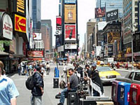 NY highest court decides for man charged with standing in busy Times Square