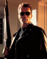 Arnold Schwarzenegger has California's economy terminated