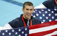 Michael Phelps Involved in Car Accident