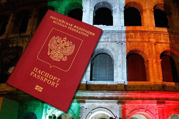 Italy to grant long-stay multiple-entry Schengen visas to Russians. Italy