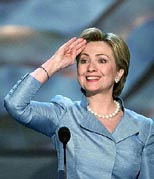 New York Sen. Clinton says gay marriage not main concern