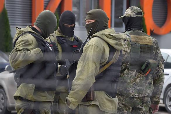 Russian special services detain Hizb ut-Tahrir members in Crimea. Russian special services