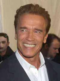 Wishful Schwarzenegger shadows the presidential race