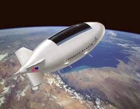 US airship