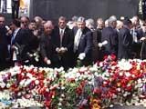 Armenians mark 91st anniversary of mass killings in Ottoman Empire