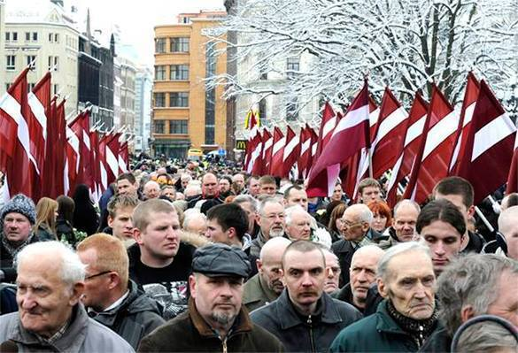 Russian community in Latvia erodes. Russian community in Latvia