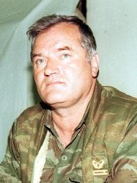 Serbian police detains man supporting war crimes fugitive Ratko Mladic
