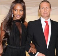 Naomi Campbell to celebrate her 39th birthday at Moscow's gay club
