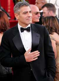 Hollywood star George Clooney says would love to act in Bollywood film