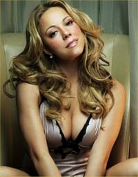 Mariah Carey, playing an aspiring country signer, films scenes around Tennessee
