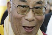 Dalai Lama starts Italian visit