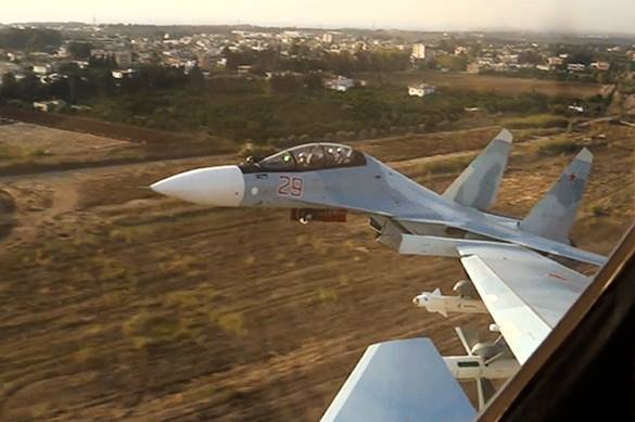 Russia receives no fact from Western 'partners' to prove civilian casualties in Syria. Russian Air Force in Syria