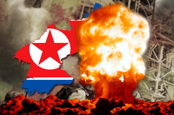 Nuclear strike coming tomorrow? Pentagon and North Korea ready for war. 60280.jpeg