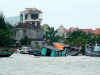 Typhoon Lekima kills 61 in Vietnam