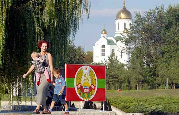 Transnistria expects no good from Ukraine. Transnistria