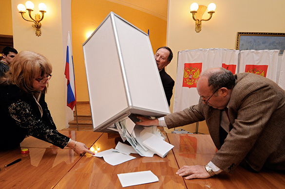 Russia elections: Four parties hope for success in 2016. Russia elections