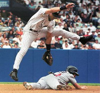 Alex Rodriguez and Jorge Posada have problems with shoulders