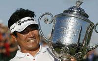 South Korean Yang Became Asia's First Male Major Winner U.S. PGA Championship