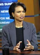 Rice: Security Council credibility in question if it doesn't act on Iran
