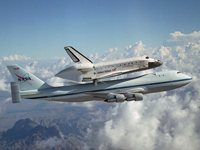 Clouds ruin NASA's plans to launch Shuttle Discovery