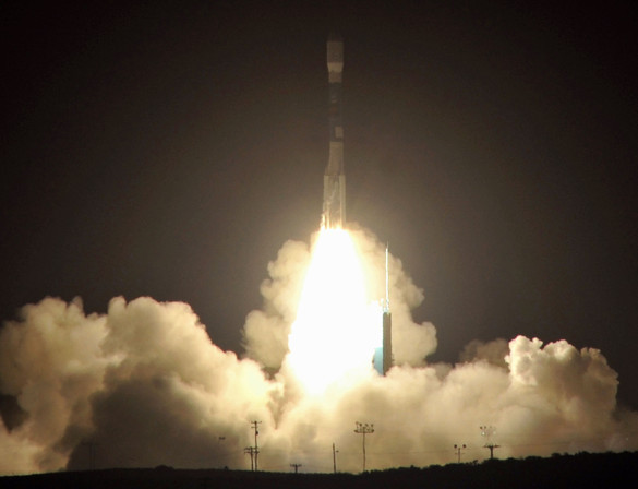Russia launches record number of spacecraft in 2014. Russia launches most spacecraft