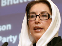 Benazir Bhutto named Osama bin Laden's killer before her death