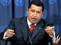 Hugo Chavez mocks Cheney's blunder
