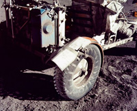 Key to US lunar mission mystery lies under thick layer of lunar dust
