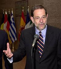 New Solana's attempt to stop uranium enrichment