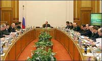 Russian Cabinet approves draft bill on foreign investment