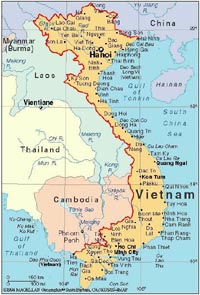 Vietnam chooses leaders to steer economic course