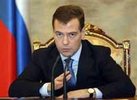 Dmitry Medvedev opens his heart to the West in Germany