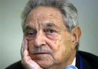 America pays for 25 years of sin, China becomes new financial empire, Soros says